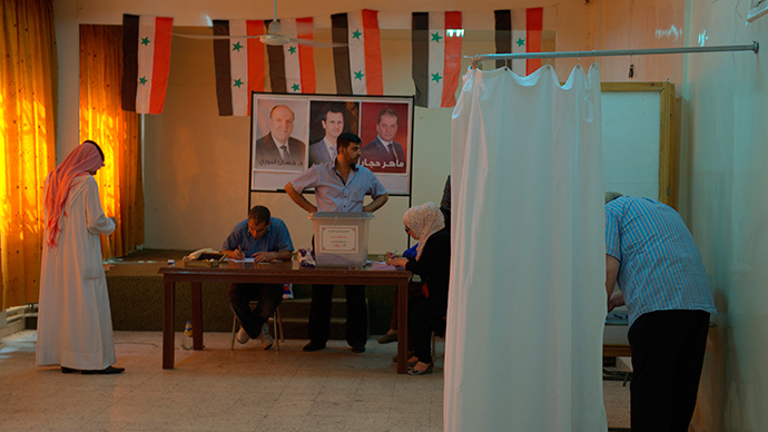 Syrian govt to do utmost to 'create environment of safety and security' during elections