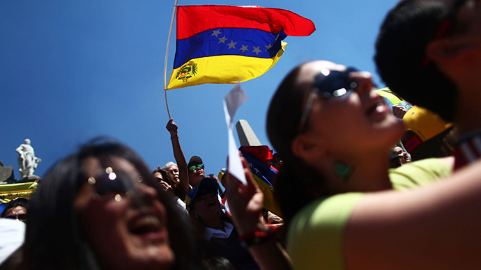 Venezuela, capitalism & climate change