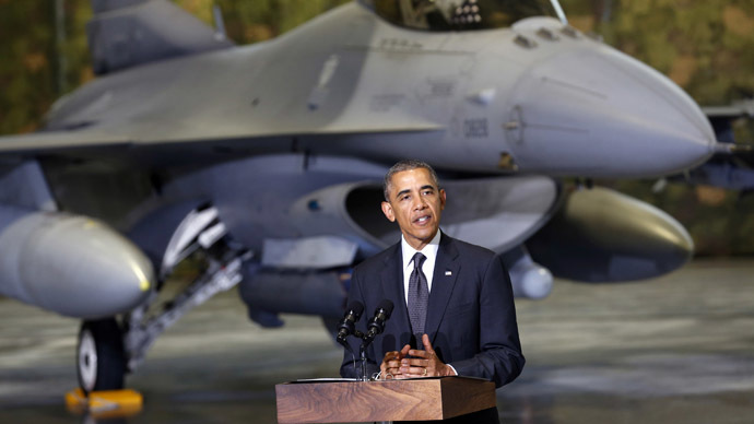 ​Obama's Europe doctrine: Too much stupid, not enough serious