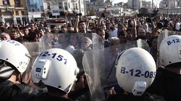 The Gezi anniversary and Turkey's future under 'President' Erdogan
