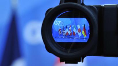 Kindergarten politics: The juvenilia of the G7