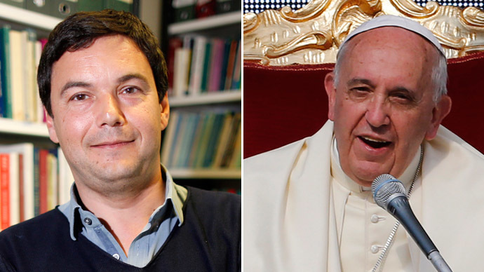 Piketty and the Pope, and why Marx is back