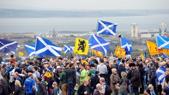 'Can we afford not to vote 'yes' to Scotland's independence?'