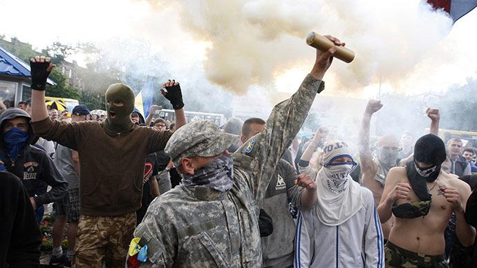 'Ukrainian officials show 'adolescent foolishness', not diplomacy'