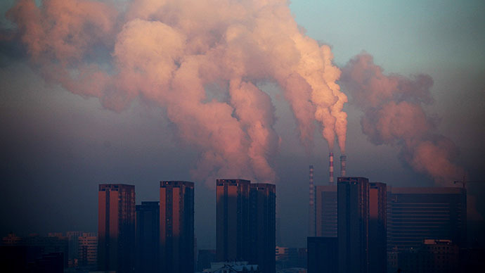 Climate calamity averted: New renewable rivalry between the US and China