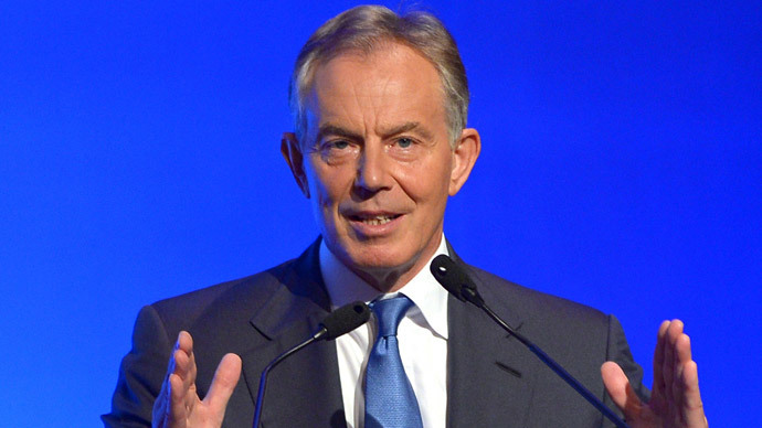 Tony Blair, Phantom of the Opera