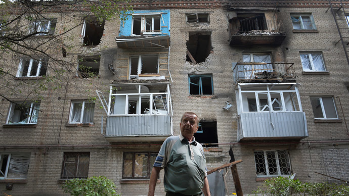 Western media doing Kiev's job in hiding its 'fascist allegiances'