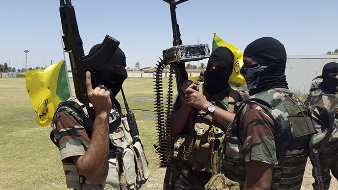 Intra-Islamic Cold War and the disintegration of Iraq