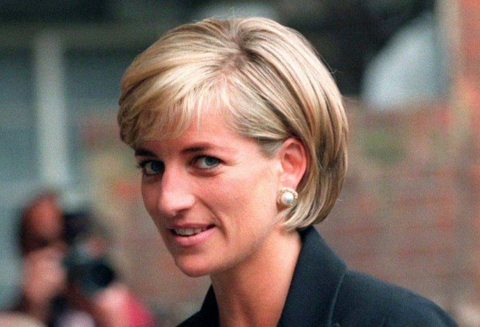 Princess Diana (Reuters/Ian Waldie)