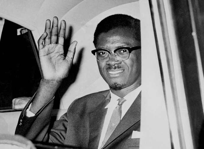Patrice Lumumba (AFP Photo)