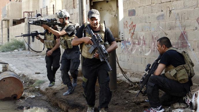 America pursuing regime change in Iraq again