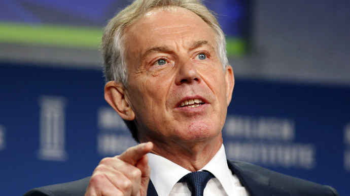 'Blair should be lecturing on Iraq from the dock at the International Criminal Court'