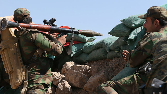 ​ISIS in Iraq stinks of CIA/NATO 'dirty war' op