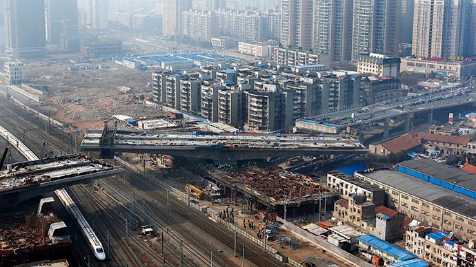 Reuters / China Daily