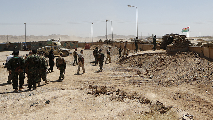 'With Maliki staying in govt, the splitting up of Iraq is inevitable'