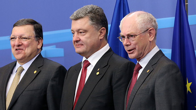 ​'EU does not need Ukraine, but signing association agreement boosts its ego'