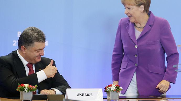 'EU Eastern Partnership Program shouldn't repeat an Iron Curtain or Berlin Wall'