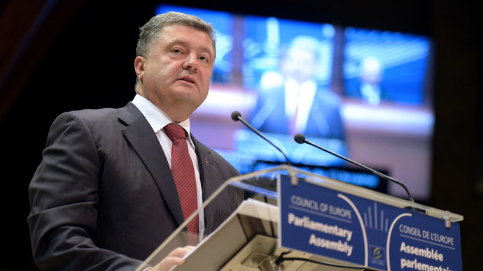 ​'Poroshenko promised war until liberation of Ukraine'