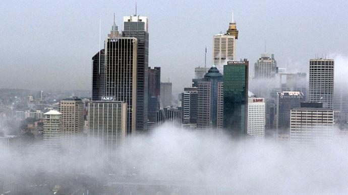 'Boom'-erang at point of no return? Australian economic boom ending