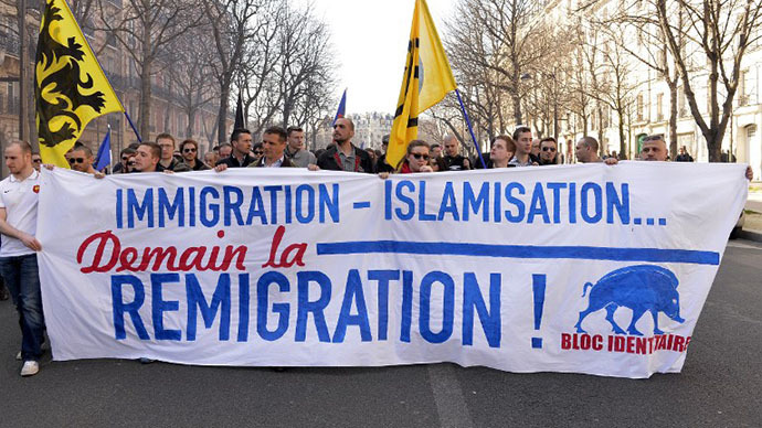 'Europe can't close borders in answer to hardening attitudes towards immigration'