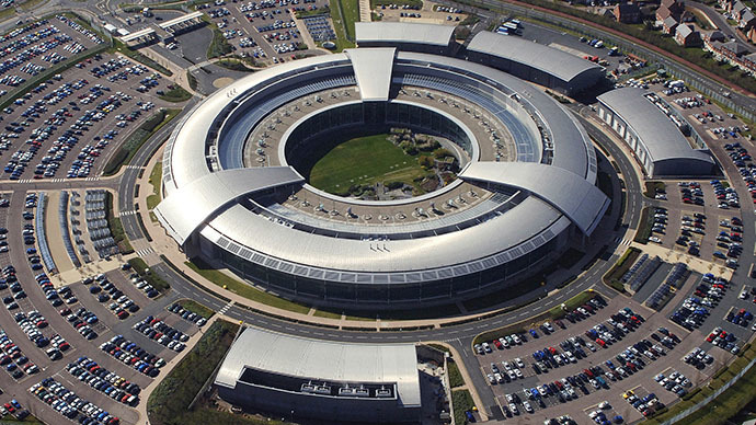 'GCHQ deliberately targeting internet service providers'