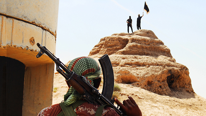 'Appetites of ISIS extend far beyond Iraq & Syria'