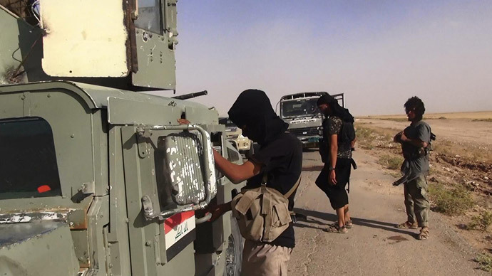 ISIS role in destruction of Iraq by transnational elite