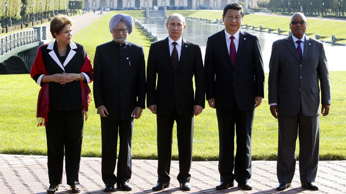 'World is still livable due to BRICS counterbalancing West'