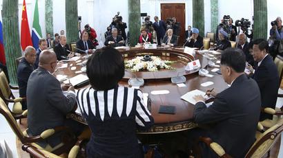 Brave new BRICS a challenge to international system