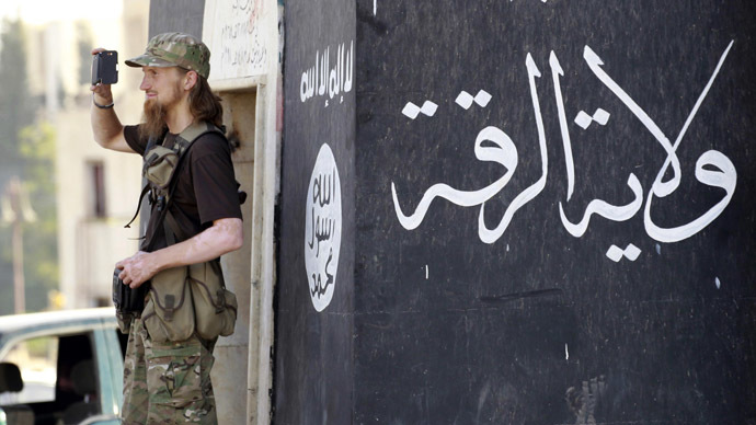 ISIS seizing chemical materials creates pretext for Iraq power change