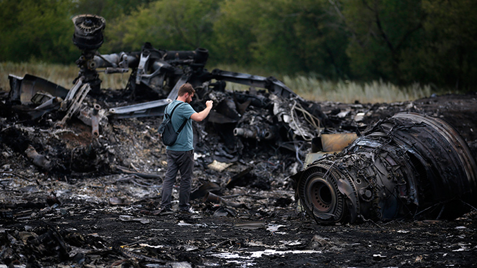 ​Why was MH17 flying through a war zone where 10 aircraft have been shot down?