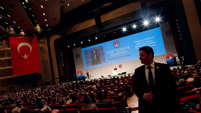 ​Strange days ahead: Turkey's presidential elections 2014