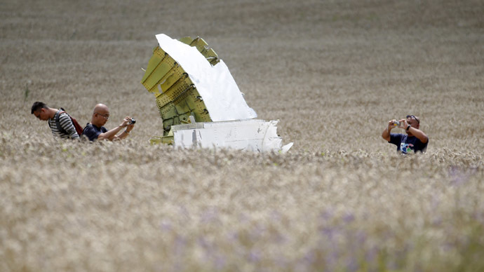 MH17 and Gaza: Two different elite reactions
