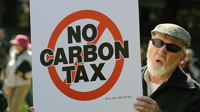Australia repeals the carbon tax blob. For good?