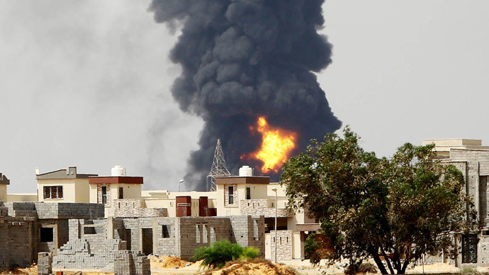 Libya is now officially a failed state