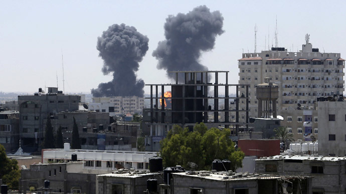 'If anybody is more guilty of Gaza conflict than the Israelis, it is the Americans'