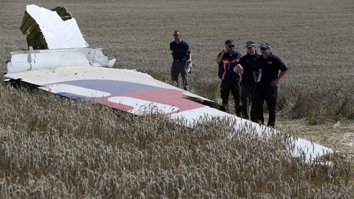 Ukraine MH17 may be CIA false flag and it ain't flying