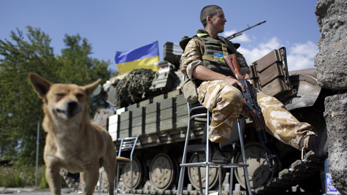 'US dictating terms of EU foreign policy on Ukraine'