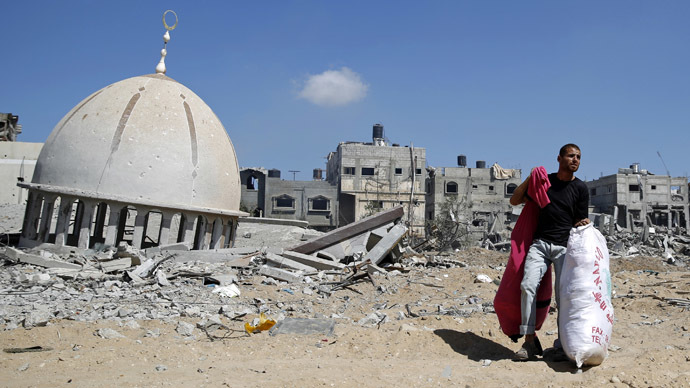 Israel & Palestine: A tragedy in three acts