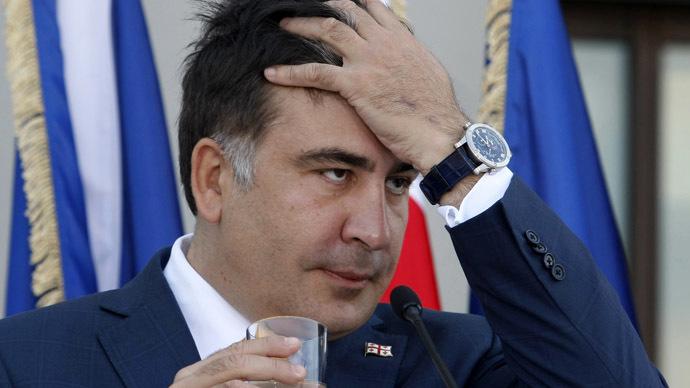 US to Georgia: Don't touch Saakashvili, he's our SOB