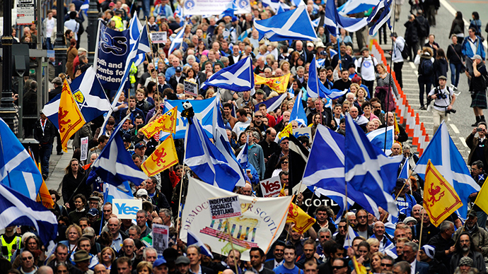 What's the evidence that an independent Scotland will bring change?