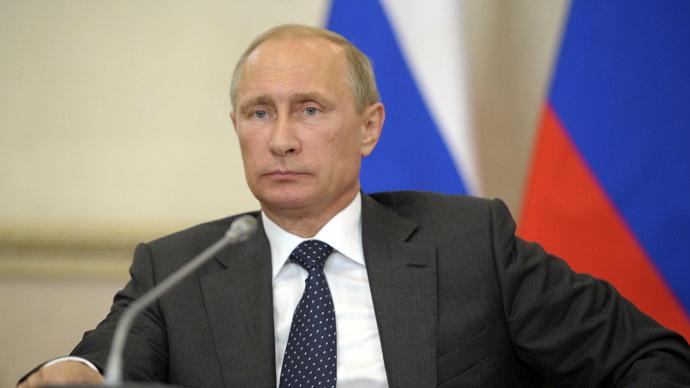 Russia's President Vladimir Putin (Reuters/Alexei Druzhinin)