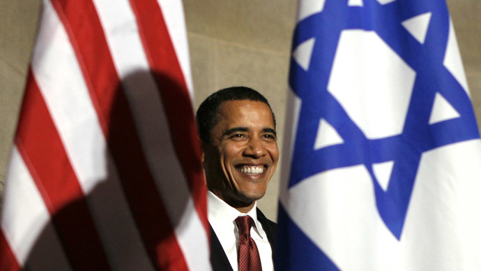 Washington's strategic alliance gives carte blanche to Israel