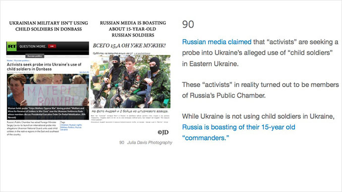 Playing the 'Blame Russia' game, Examiner misses out on... the real news