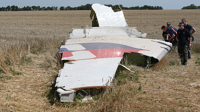 'Western media neglect of Moscow's MH17 evidence is shameful'