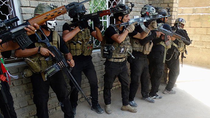 Fighting ISIS only in Iraq is like extinguishing only half a fire