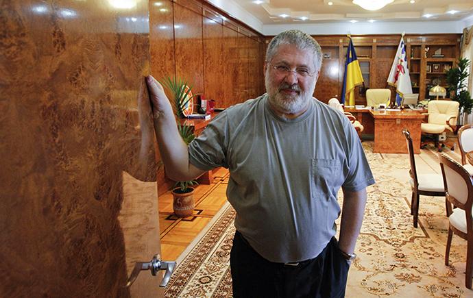 Igor Kolomoisky (Reuters / Valentyn Ogirenko)