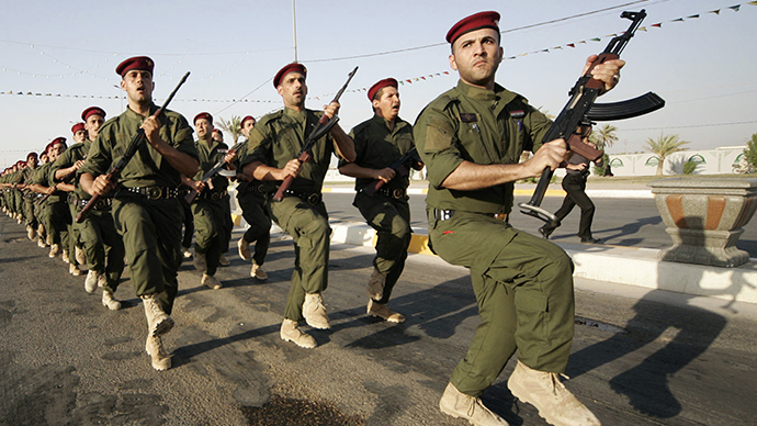 'US and NATO using ISIS to re-intervene into the region'