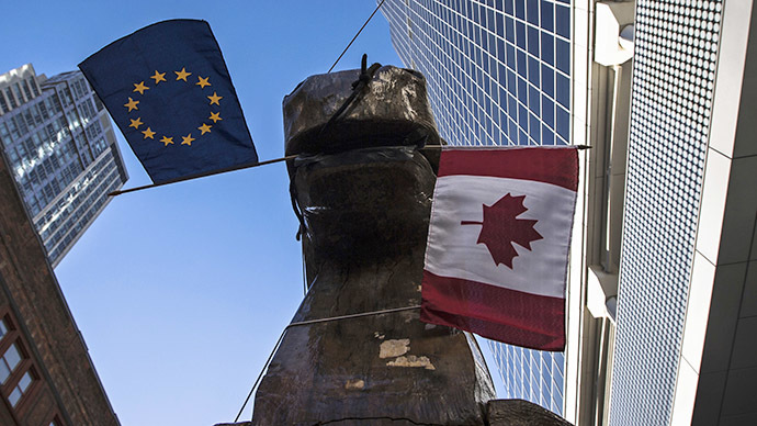 ​What does CETA, the 'Wayne Gretzky of trade deals,' hold for Europe?