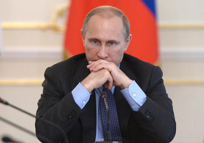 Russia's President Vladimir Putin (AFP Photo / Alexei Nikolsky)